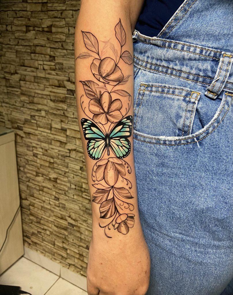 Foto de tatuagem feita por João paulo (@jptatuagens)