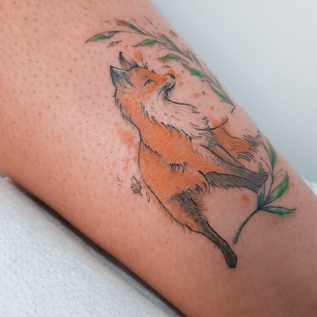 Foto de tatuagem feita por Caio Nancim (@nancimtatuador)