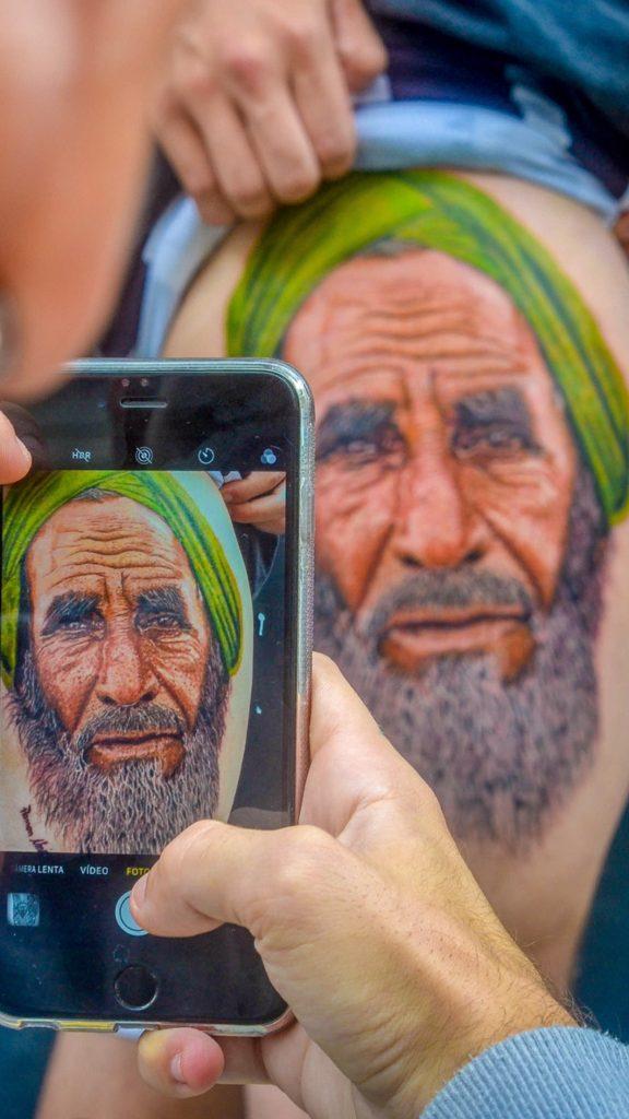 Foto de tatuagem feita por Ramon Almeida (@ramon.almeida_tattoo)