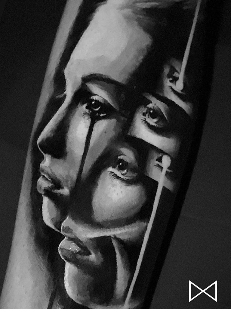 Foto de tatuagem feita por lil kinhas (@lil.kinhas)
