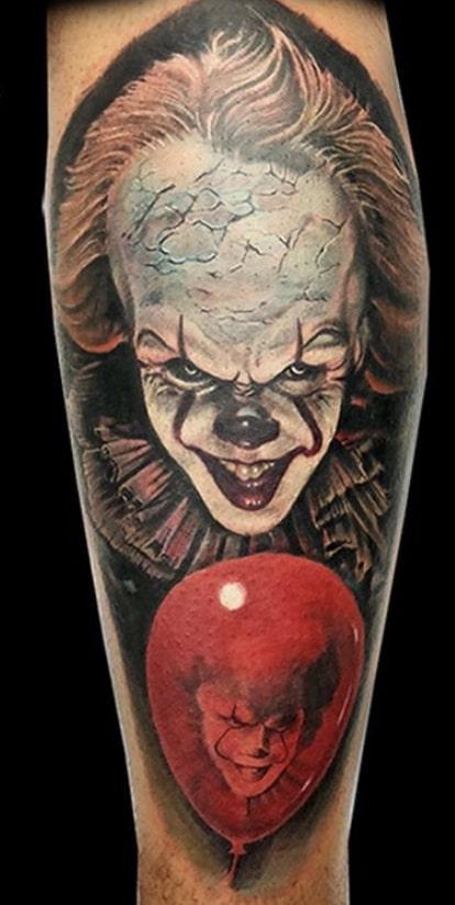 Foto de tatuagem feita por Gringo Tattoo (@gringotattoo)
