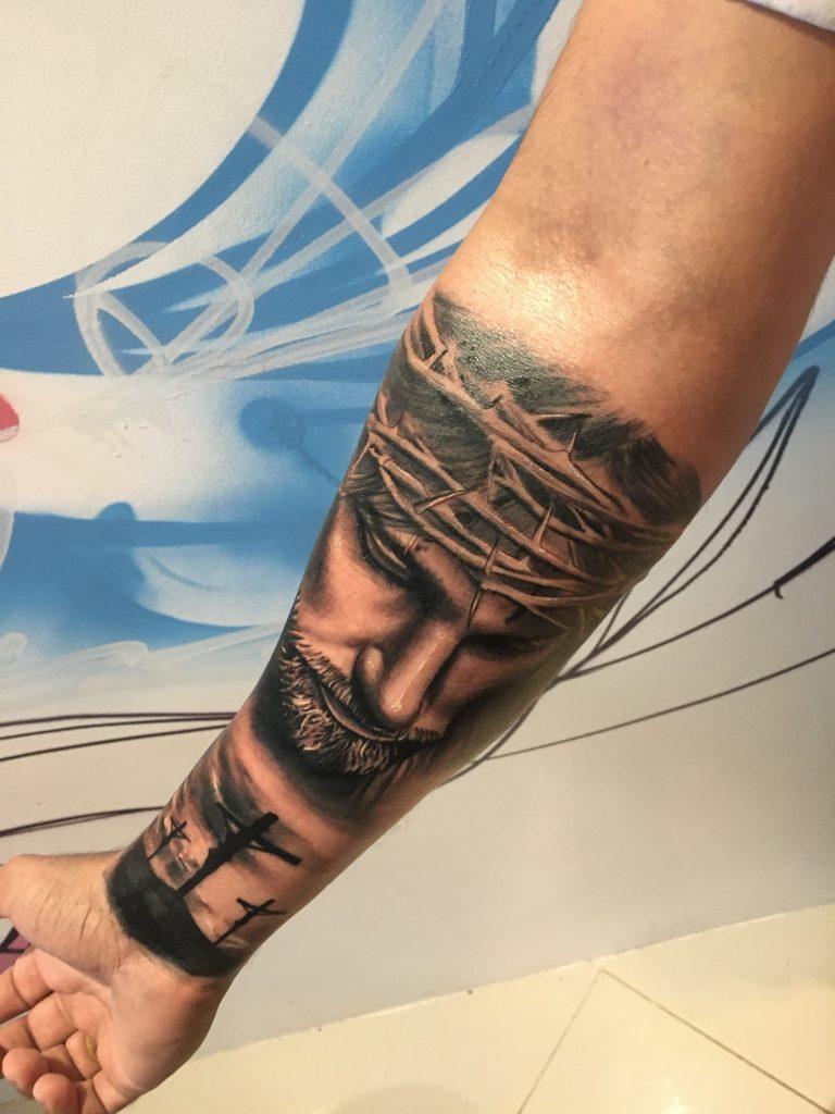 Foto de tatuagem feita por Rodrigo Lobo (@rodrigolptattoo)