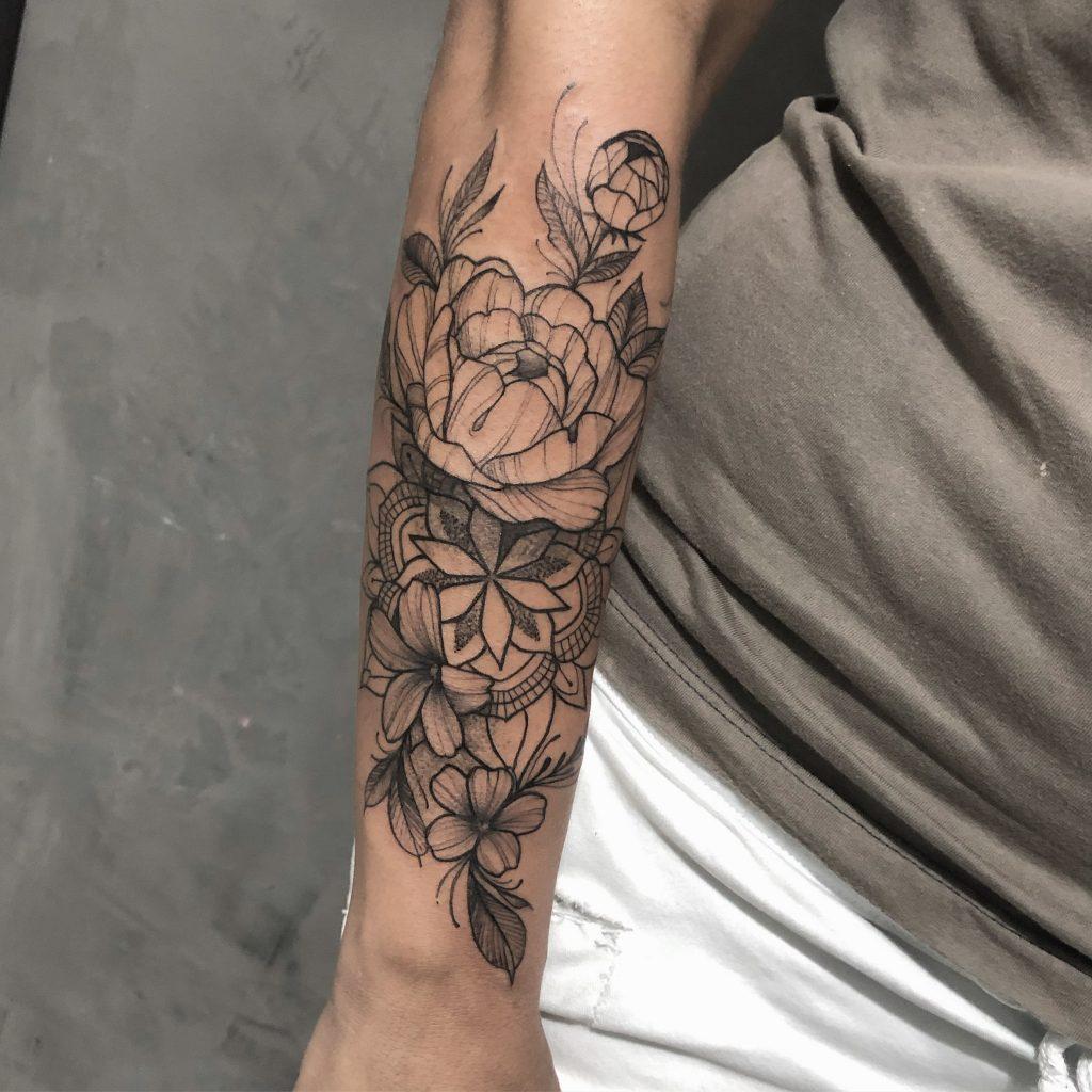 Foto de tatuagem feita por Vinicius lobo (@lobotattoo.ink)