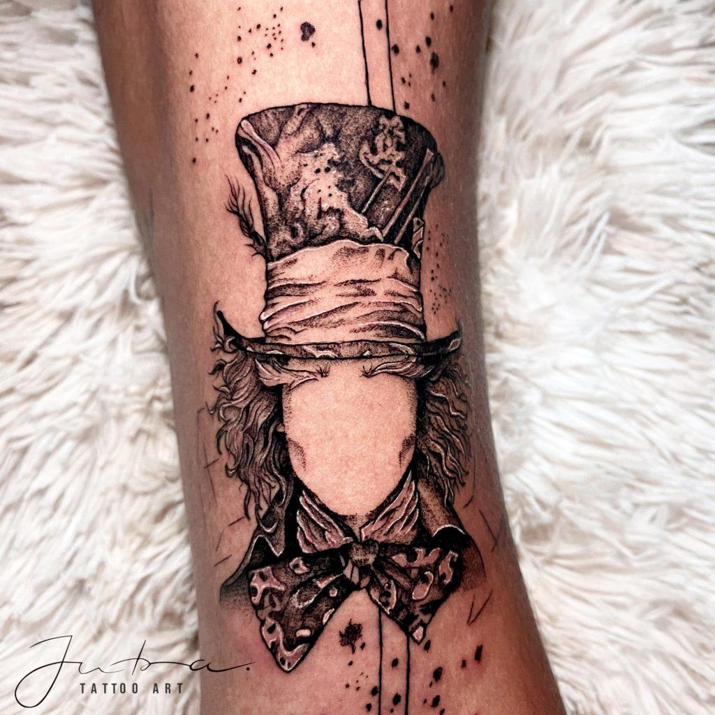 Foto de tatuagem feita por Juba (@juba.tattooart)