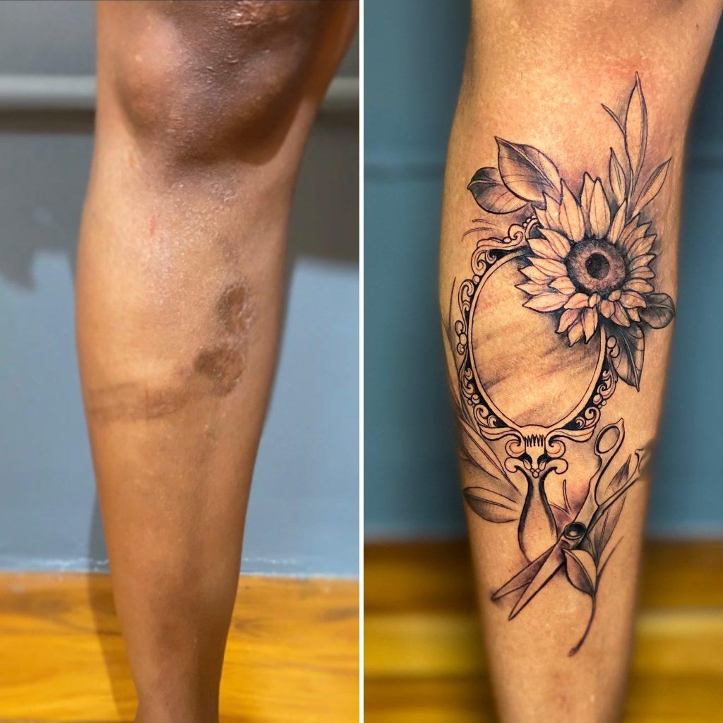 Foto de tatuagem feita por Rubens Rodrigues (@rubens.rodrigues)
