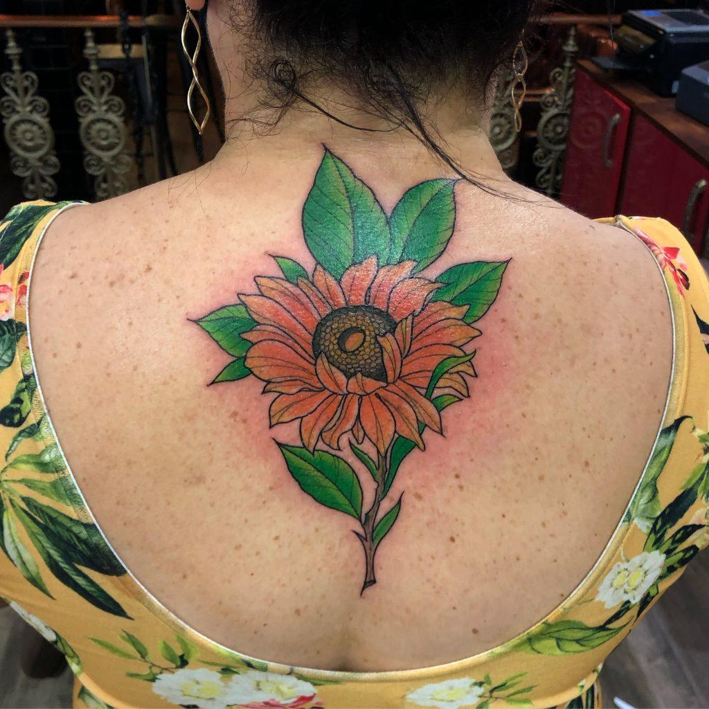 Foto de tatuagem feita por Edie Tattoo (@edietattoo)